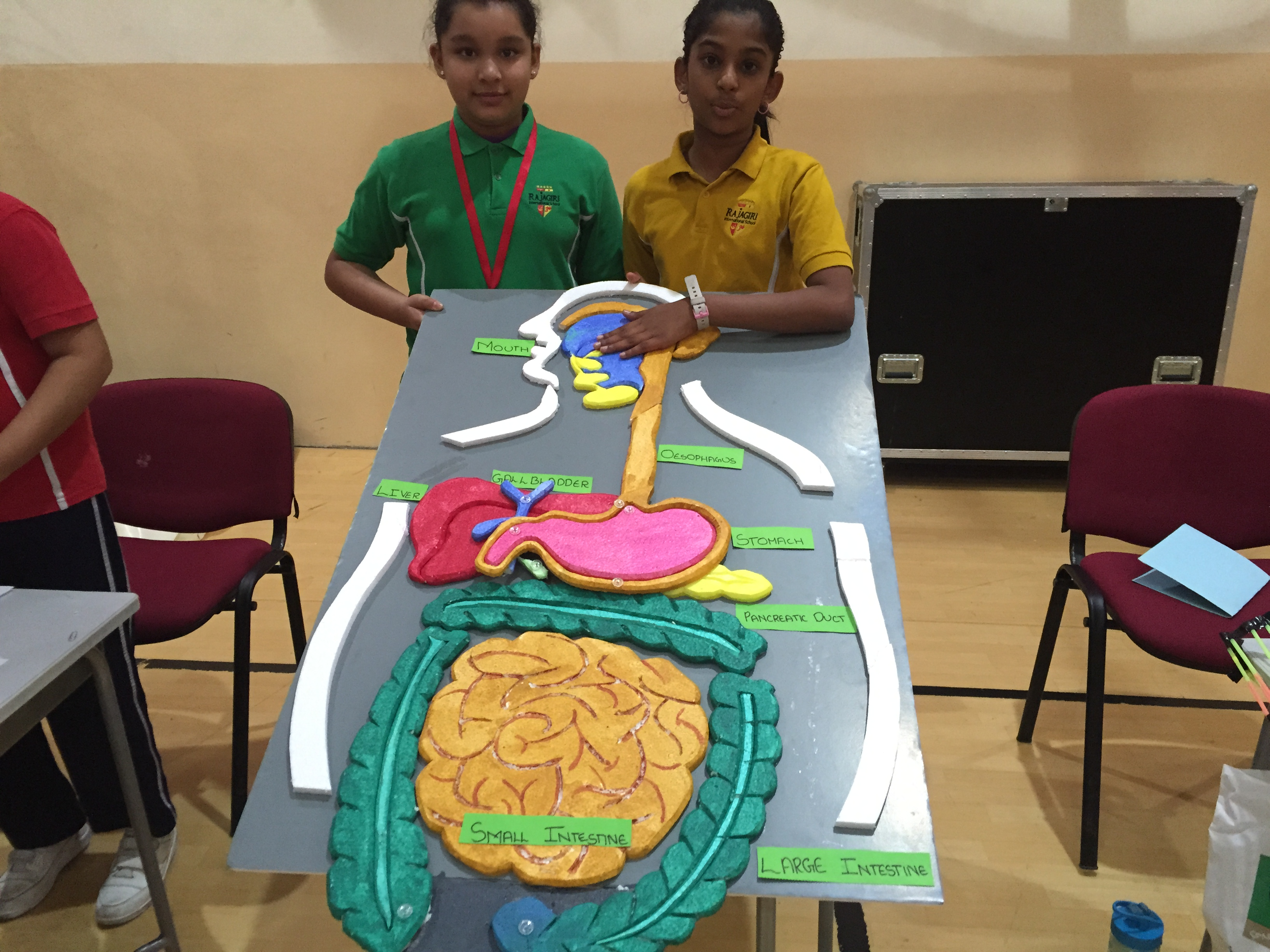 science exhibition primus private school